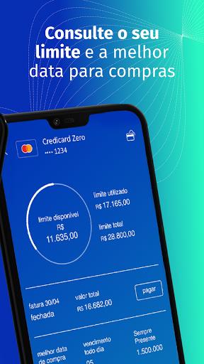 Credicard: Cartu00e3o de cru00e9dito android2mod screenshots 3