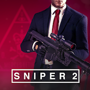 Hitman Sniper 2: World of Assassins MOD APK 0.1.6 (Unlimited Ammo)