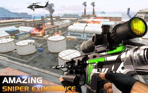 Anti Terrorist Team Shooter Mod Apk: Offline Shooting Games 2