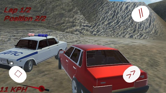 Russian Racing: Hot Pursuit 5