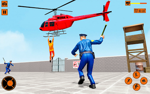 Grand Jail Break Prison Escape:New Prisoner Games 6