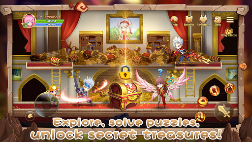 Rainbow Story: Fantasy MMORPG  screenshots 6