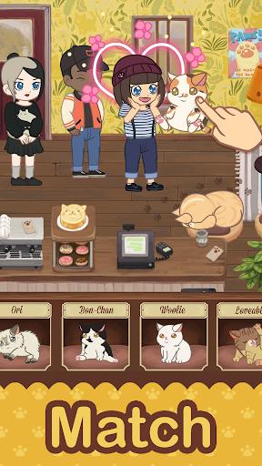 Furistas Cat Cafe - Cute Animal Care Game screenshots 1