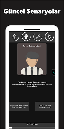 Ülke Yönet Strateji Oyunu | Başkan Simulator 2020 v4.2.2 screenshots 1
