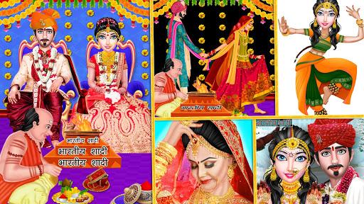 Indian Winter Wedding Arrange Marriage Girl Game  screenshots 10