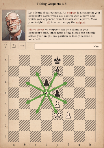 Learn Chess with Dr. Wolf  Screenshots 10