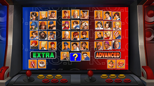KOF'98 UM OL 1.2.8 screenshots 5