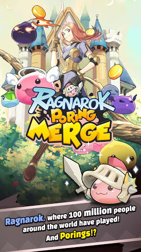 RAGNAROK : PORING MERGE 1.1.5 screenshots 1