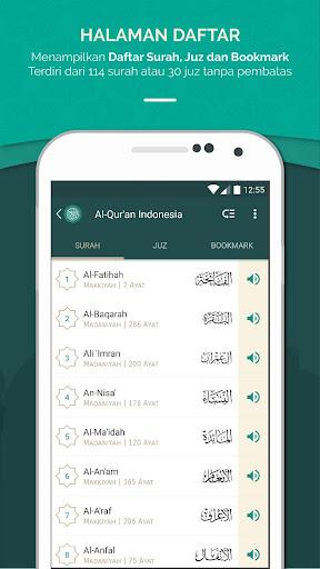 Al Quran Indonesia 2.6.72 screenshots 3