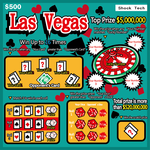 Las Vegas Scratch Ticket LV1 1.1.1 Screenshots 1