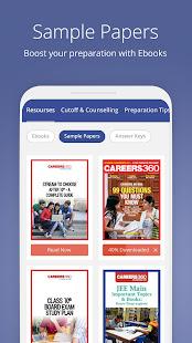 Careers360: Education App for JEE Main, NEET, CAT