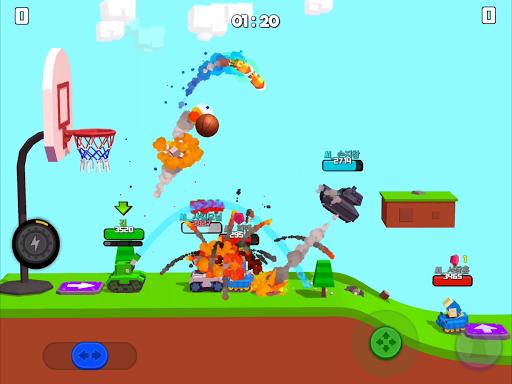 BOOM Tank Showdown android2mod screenshots 10