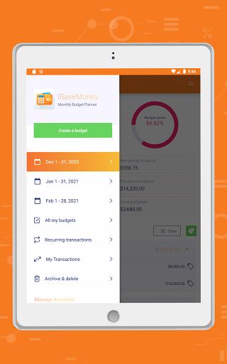 Monthly Budget Planner & Daily Expense Tracker apktram screenshots 10