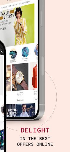 Tata CLiQ Online Shopping App India apktram screenshots 2