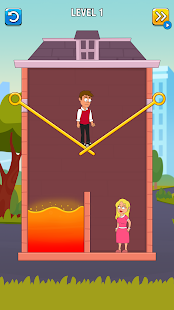 Rescue Daddy - Save & Pull Pin Puzzle 0.5 screenshots 1