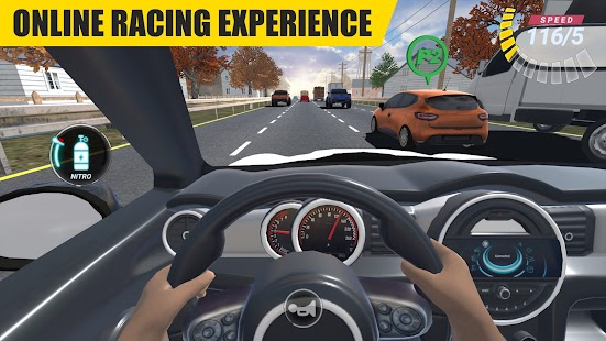 Racing Online Screenshot