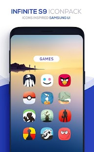 Infinite Icon Pack Screenshot