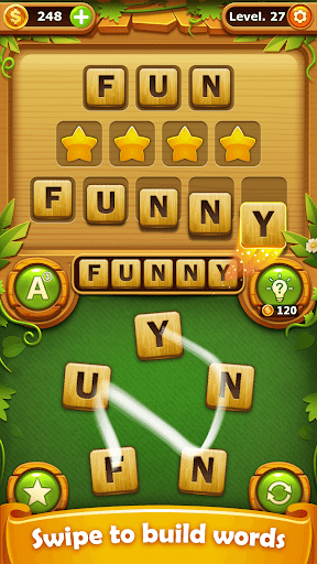 Word Find - Word Connect Free Offline Word Games 2.8 Screenshots 6