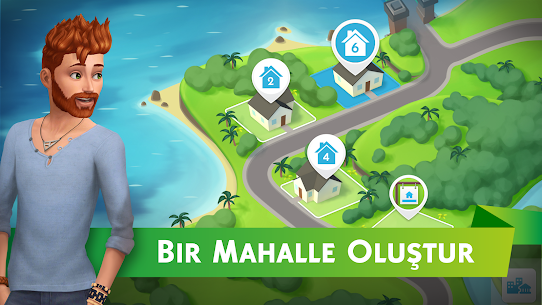 The Sims™ Mobil + Para Hile Apk indir v25.0.1.108301 1