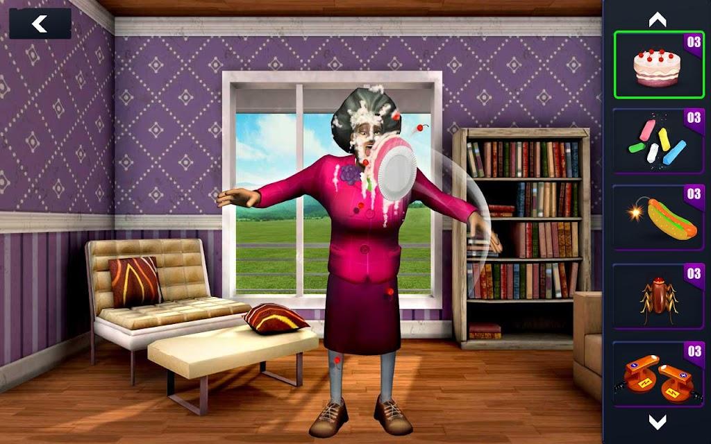 Scary Teacher 3D  poster 20