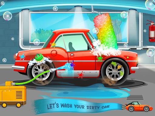 Kids Car Wash Service Auto Workshop Garage  screenshots 15