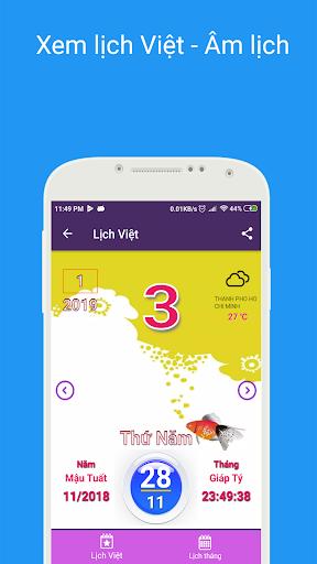 Tu1eed vi 2021 - Xem tu vi hang ngay , xem boi tarot android2mod screenshots 8