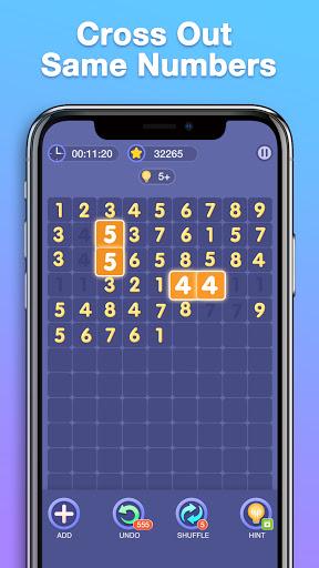 Match Ten - Number Puzzle  screenshots 1