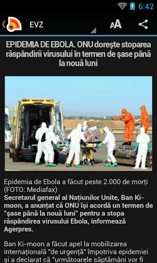 Stiri din Romania 4.9.0 Screenshots 4