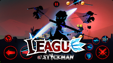 League of Stickman - Best action game(Dreamsky)のおすすめ画像4