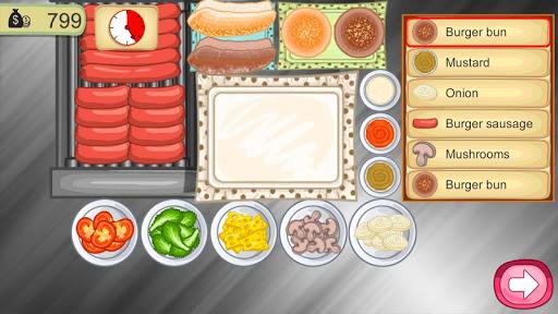 Cafe Mania: Kids Cooking Games 1.2.1 screenshots 3