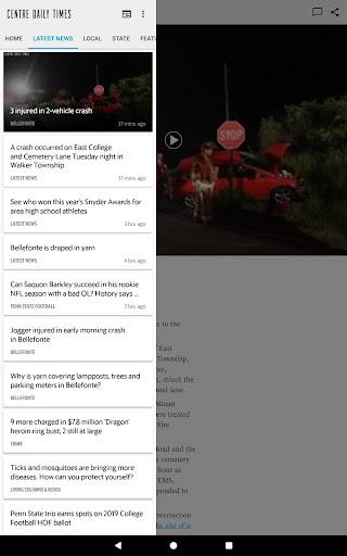 Centre Daily Times - PA news 7.7.0 screenshots 9