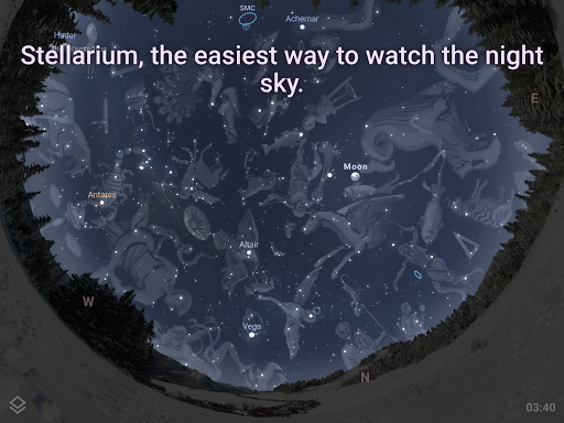 Stellarium Mobile Free - Star Map  screenshots 9