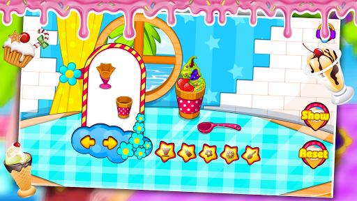 Code Triche Ladybug Cooking Ice Cream mod apk screenshots 4
