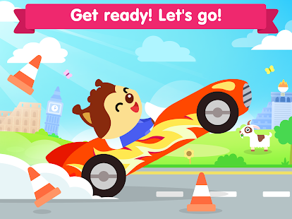 Car games for kids ~ toddlers game for 3 year olds screenshots 8