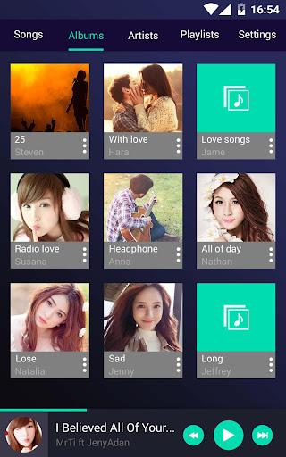 Music player  Screenshots 10