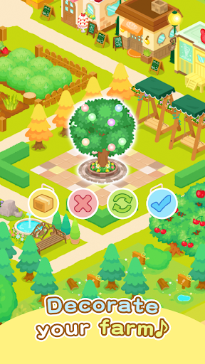Rilakkuma Farm 3.7.0 screenshots 9