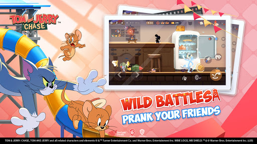Tom and Jerry: Chase apktram screenshots 5