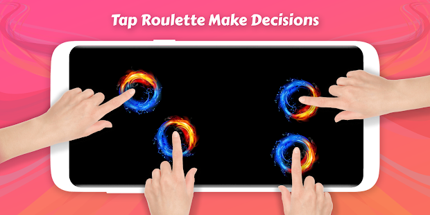 Tap Roulette - Touch Roulette 2.1 Screenshots 1