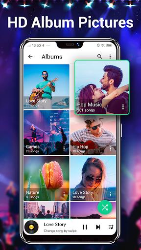 Music Player - MP3 Player  Screenshots 4