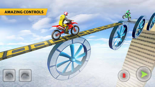 Bike Stunt Racing 3D Bike Games - Free Games 2021 apkdebit screenshots 3
