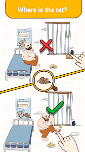 Brain Find – Makes You Think Outside The Box Mod Apk 3.1.0 (Free Shopping) 3