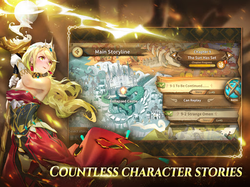 Sdorica: Puzzle & Tactical RPG screenshots 20