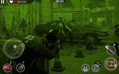 Left to Survive: Dead Zombie Shooter. Apocalypse 4.7.2 Screenshots 12