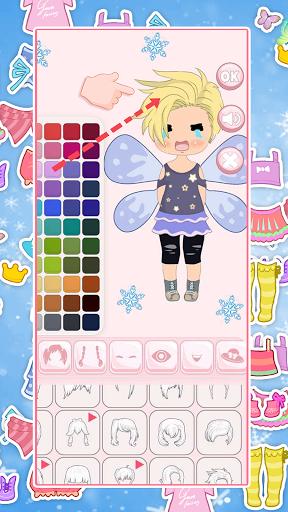 Chibi Avatar: Cute Doll Avatar Maker apktram screenshots 6