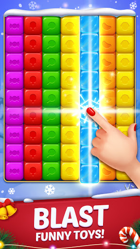 Judy Blast - Toy Cubes Puzzle Game 3.10.5038 screenshots 20