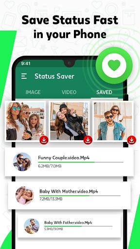 Free Status Saver for Whatsapp u2013 Status Downloader modavailable screenshots 5