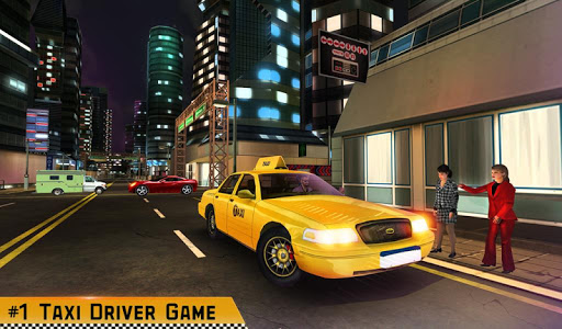 Taxi Driver 3D 5.8 screenshots 13