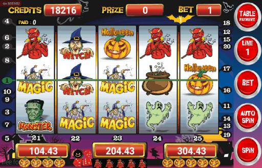 Slot Machine Halloween Lite 5.32 screenshots 10