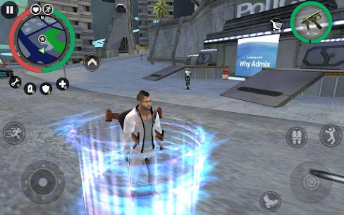 Space Gangster 2 Mod Apk (Unlimited Money) 4