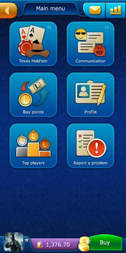 Poker LiveGames  Screenshot 1